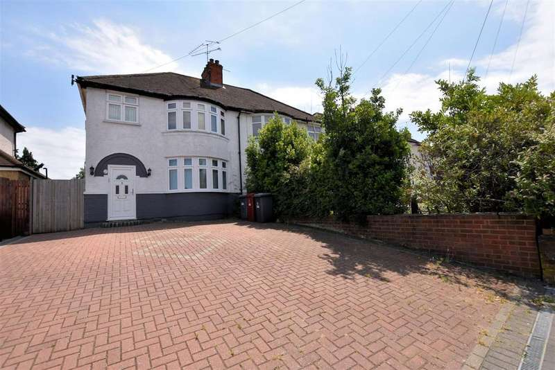 3 Bedrooms Semi Detached House for sale in Park Lane, Tilehurst, Reading