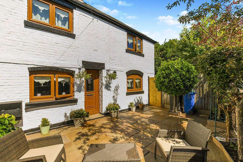 3 Bedrooms Property for sale in Whitefield Lane, Tarbock Green, Prescot, L35