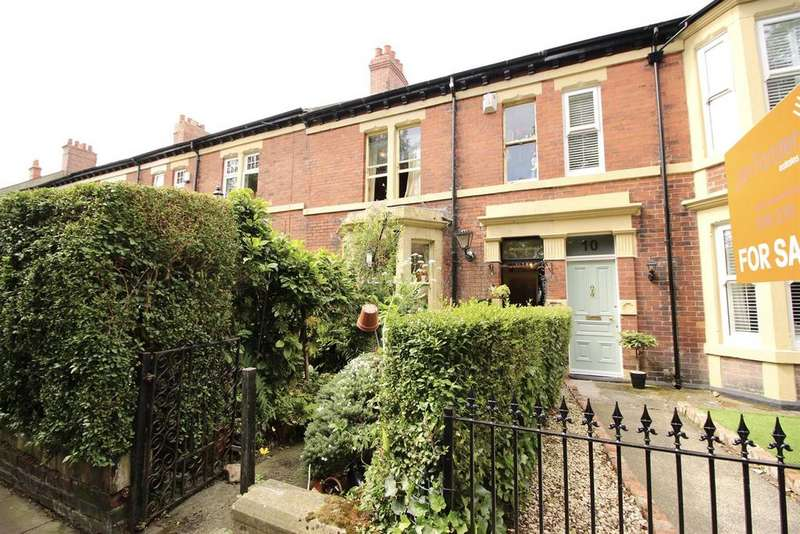 4 Bedrooms Terraced House for sale in Park View, Richardson Dees Park, Wallsend, Newcastle upon Tyne