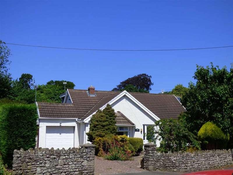 3 Bedrooms Detached Bungalow for sale in Manor Way, Portskewett
