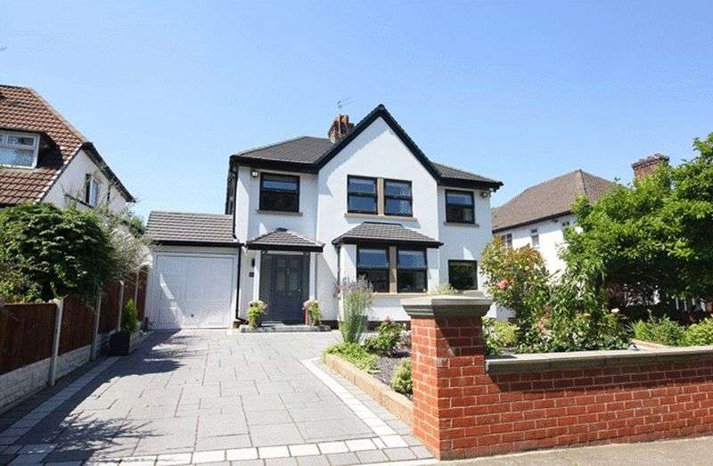 4 Bedrooms Property for sale in Blackwood Avenue, Woolton, Liverpool, L25