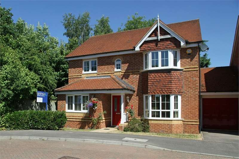 4 Bedrooms Detached House for sale in Pryor Close, Tilehurst, READING, Berkshire