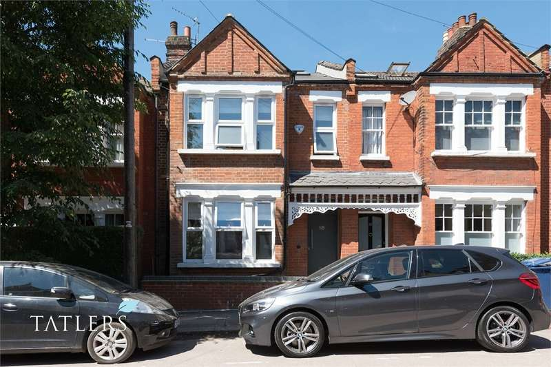 4 Bedrooms Terraced House for sale in Park Hall Road, London, London