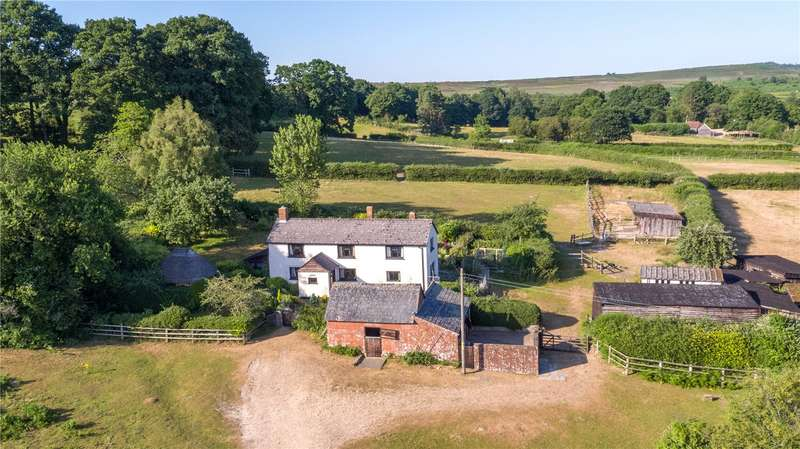 Equestrian Facility Character Property for sale in Ogdens North, Fordingbridge, Hampshire, SP6