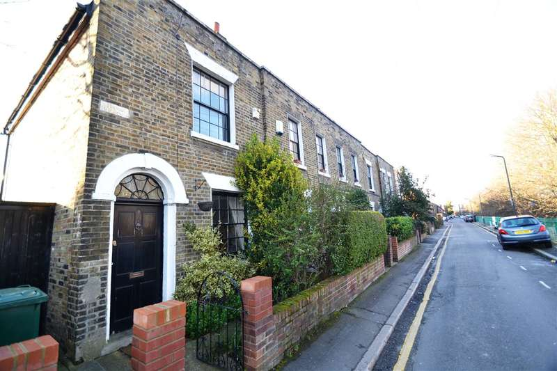 2 Bedrooms End Of Terrace House for sale in Wandle Bank, Wimbledon