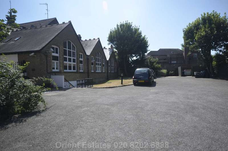 Studio Flat for sale in Creighton Ave, East Finchley