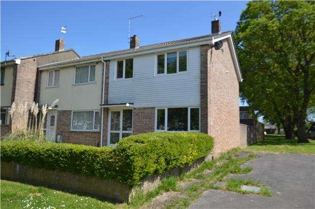 3 Bedrooms End Of Terrace House for sale in Elmore, Yate, Bristol, Yate, BRISTOL, BS37 4JG