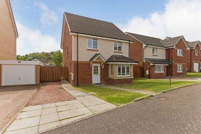 4 Bedrooms Detached House for sale in Scholars Wynd, Hamilton