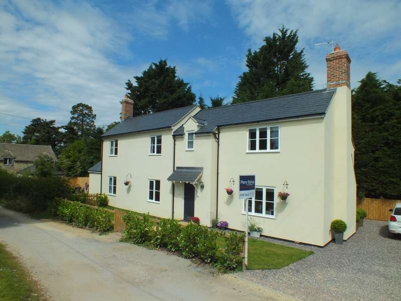 4 Bedrooms Detached House for sale in Purton