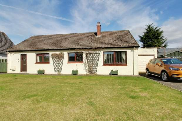 4 Bedrooms Detached Bungalow for sale in West Hemming Street, Forfar, Angus, DD8 2PU