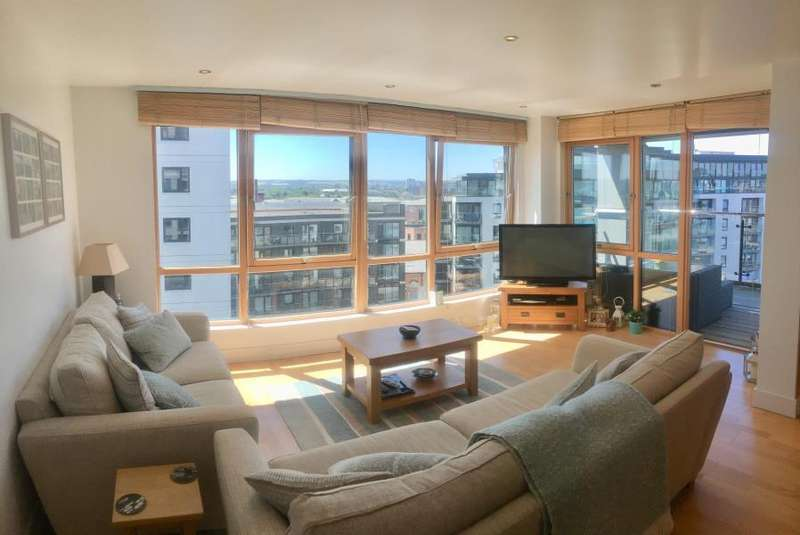 2 Bedrooms Apartment Flat for sale in Clarence Dock