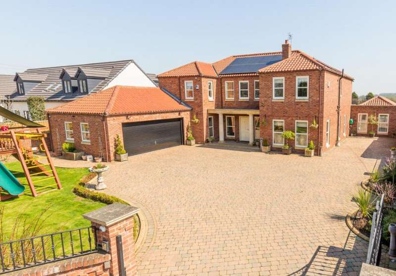 4 Bedrooms Detached House for sale in Mattersey Road, Everton DN10