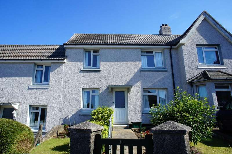 2 Bedrooms Terraced House for sale in Trewavas Road, Newlyn TR18