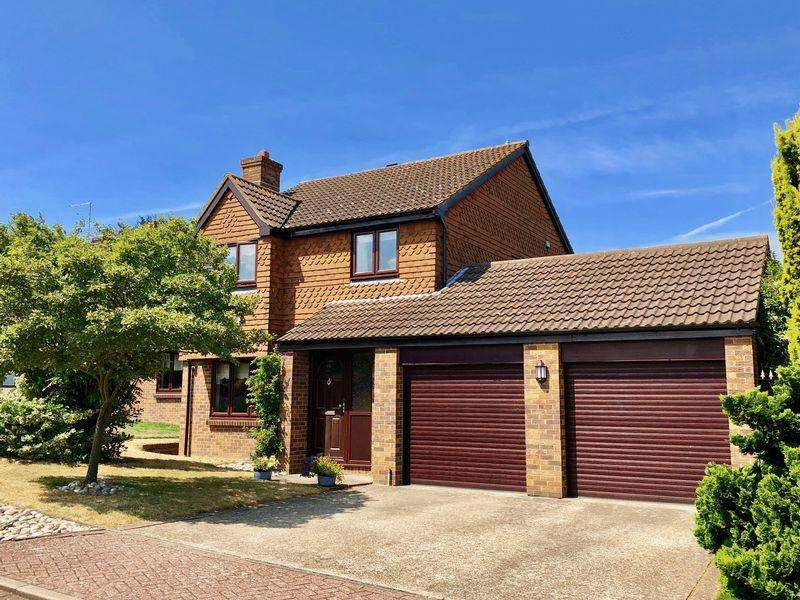 4 Bedrooms Detached House for sale in Harfst Way, Swanley
