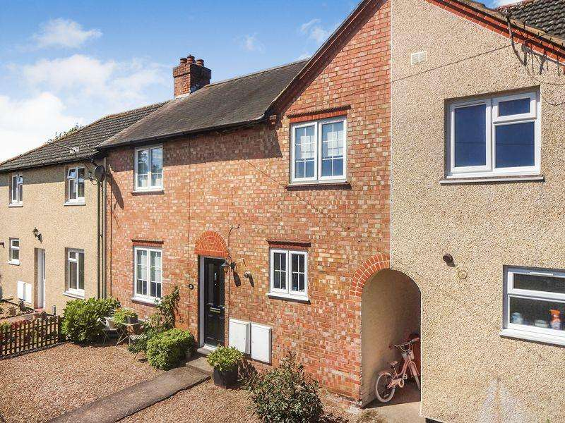 3 Bedrooms Terraced House for sale in Saunders Piece, Ampthill