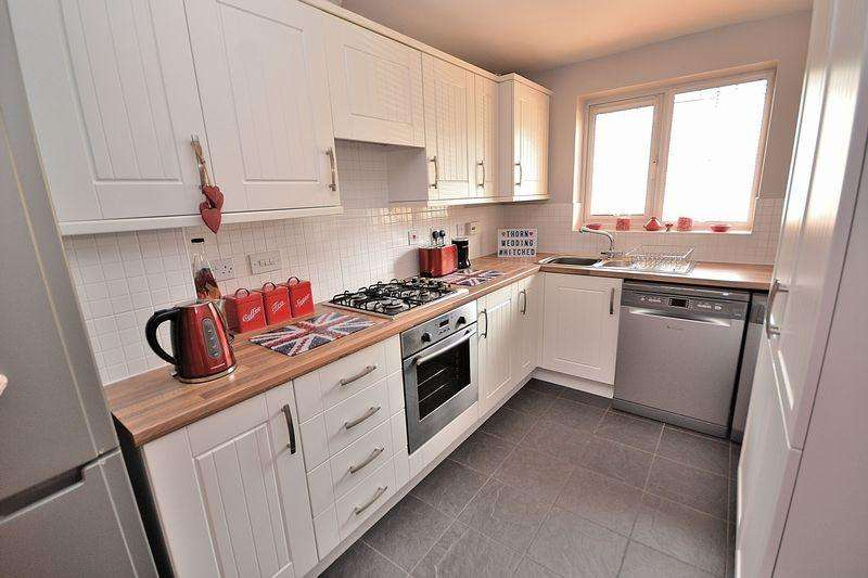 3 Bedrooms Terraced House for sale in Johnson Drive, Leighton Buzzard