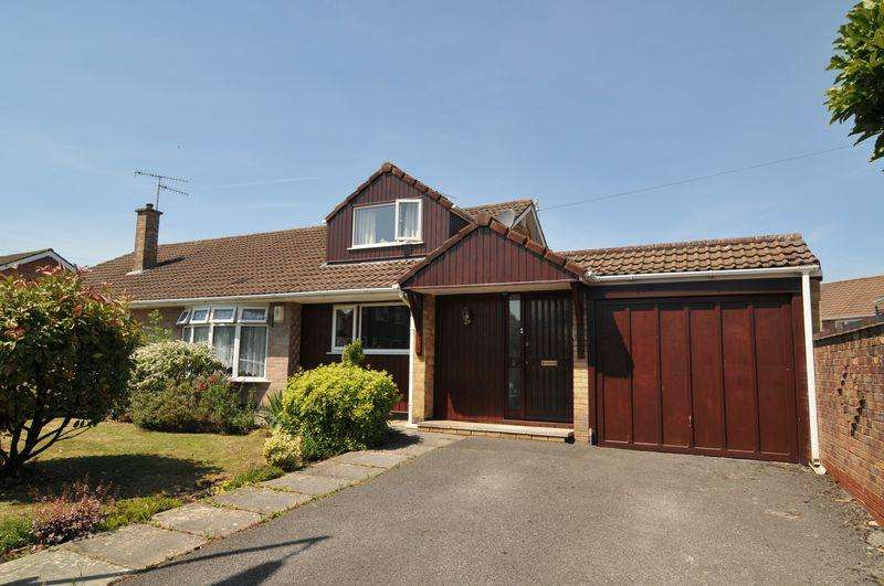 3 Bedrooms Semi Detached House for sale in Bordesley Road, Whitchurch, Bristol, BS14