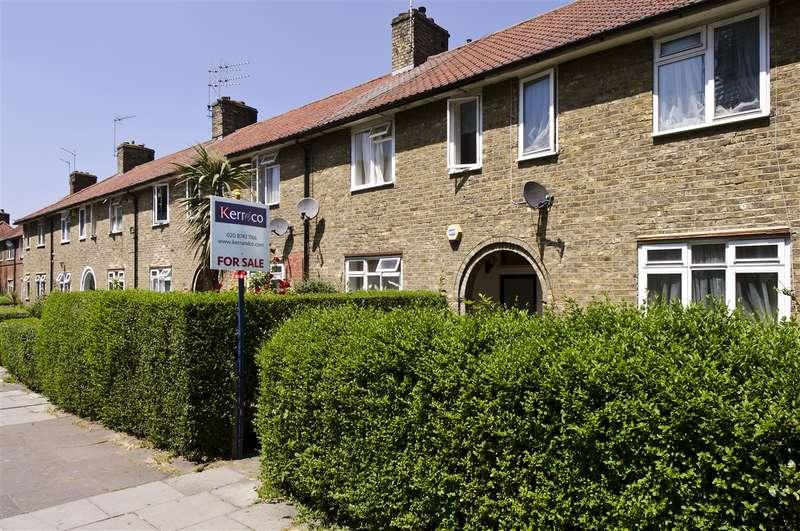 4 Bedrooms House for sale in Bryony Road, Shepherd's Bush
