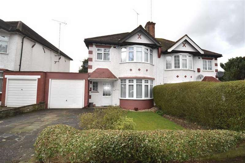 3 Bedrooms House for sale in Courthouse Road, Woodside Park