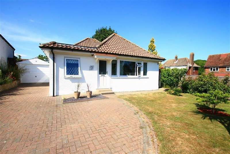 3 Bedrooms Detached Bungalow for sale in Ironlatch Close, St Leonards-on-sea, East Sussex