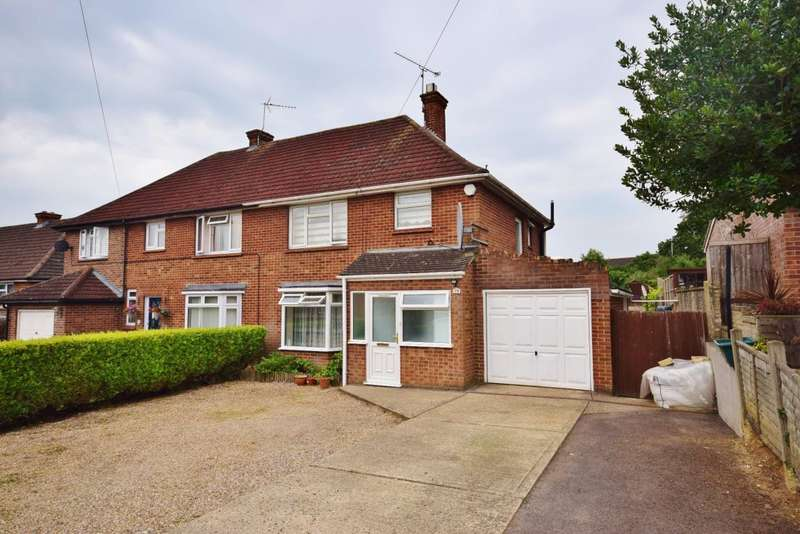 3 Bedrooms Semi Detached House for sale in Kings Furlong, Basingstoke, RG21