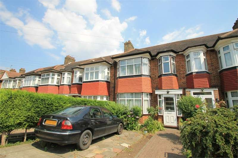 3 Bedrooms Terraced House for sale in Ash Grove, N13