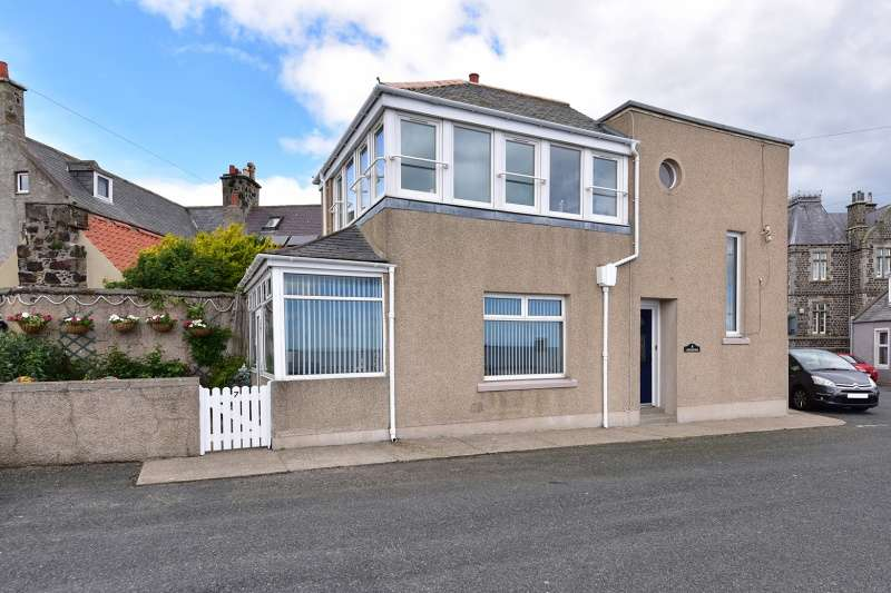3 Bedrooms End Of Terrace House for sale in Braeheads, Banff, Aberdeenshire, AB45 1HR
