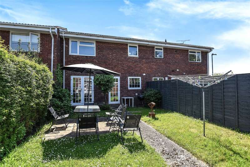 3 Bedrooms Terraced House for sale in Foliejohn Way, Maidenhead, Berkshire, SL6