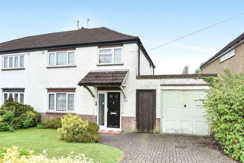 3 Bedrooms Semi Detached House for sale in Alwyn Road, Maidenhead, Berkshire, SL6