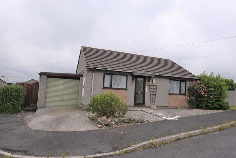 2 Bedrooms Detached Bungalow for sale in Huntersfield, Tolvaddon, Camborne TR14