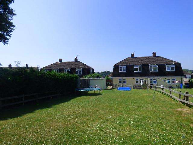 3 Bedrooms Semi Detached House for sale in South Road , Coleford, Gloucestershire GL16 8EJ