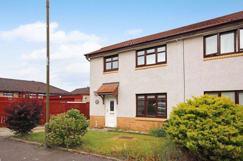3 Bedrooms Semi Detached House for sale in 31 Foredale Terrace, Bo'ness