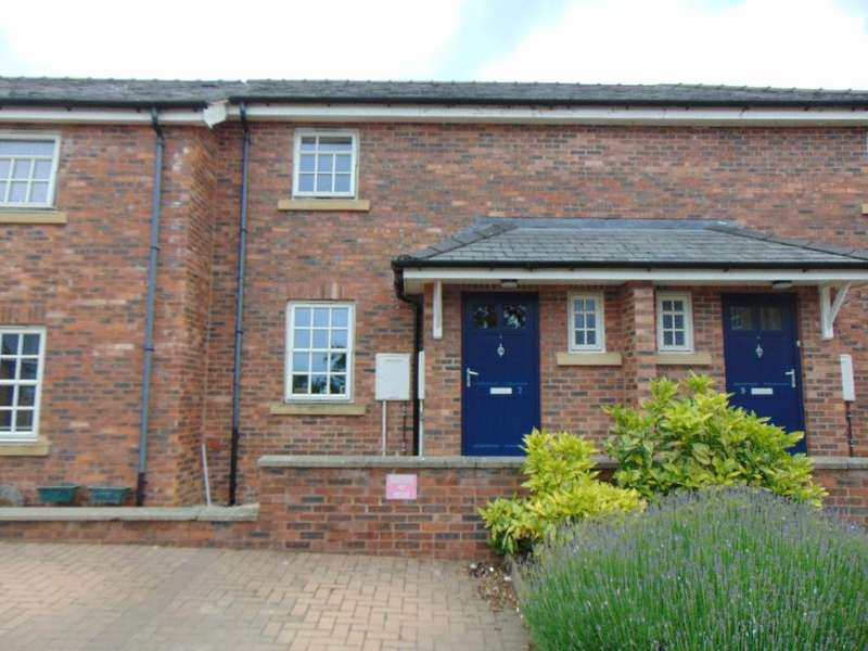 2 Bedrooms Terraced House for sale in 7 Grayson Close, Cockermouth, Cumbria, CA13 9FD