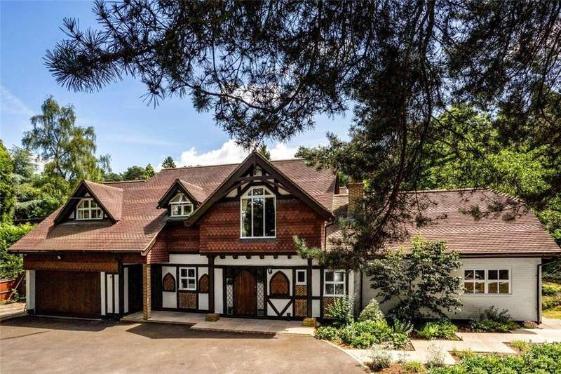 6 Bedrooms Detached House for sale in St. Marys Road, Ascot, Berkshire, SL5