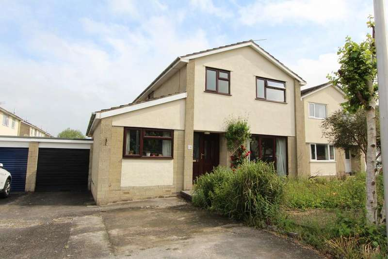 4 Bedrooms Detached House for sale in Popular location in Congresbury