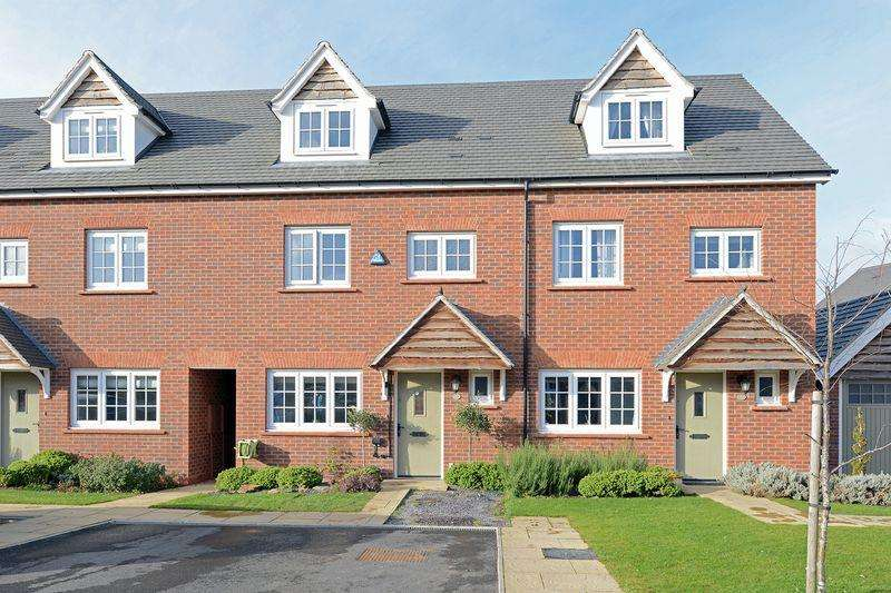 4 Bedrooms Terraced House for sale in Way Field, Leegomery, Telford, Shropshire