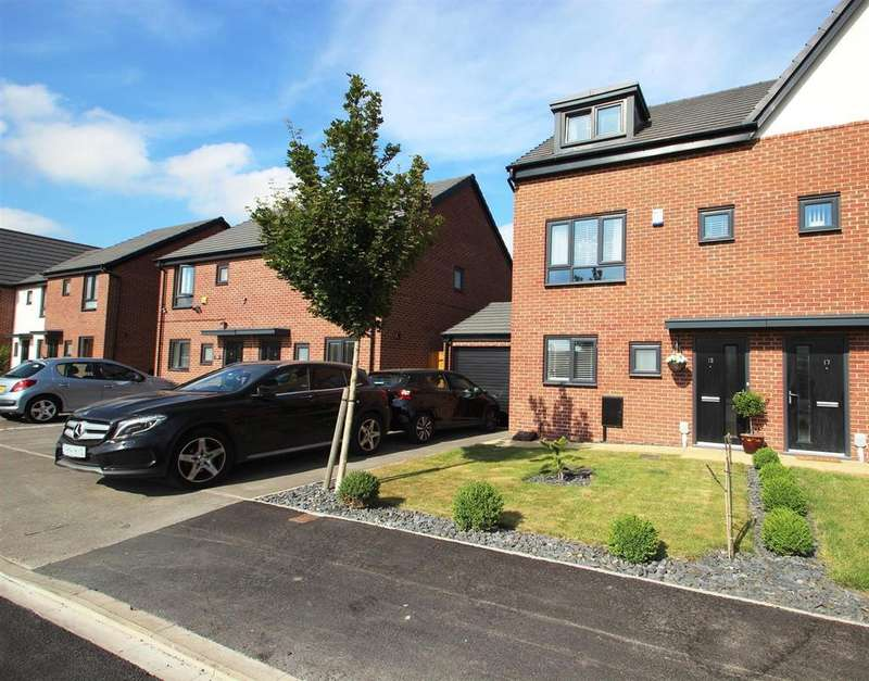 3 Bedrooms Semi Detached House for sale in Edensand Road, Hull
