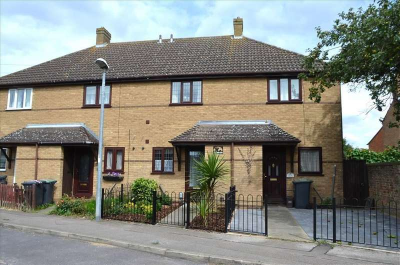3 Bedrooms Terraced House for sale in London Road, Sandy, Bedfordshire, SG19