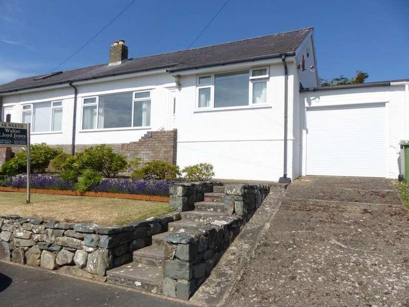 2 Bedrooms Bungalow for sale in 28 Bro Enddwyn, Dyffryn Ardudwy, LL44