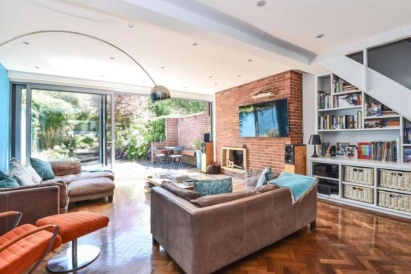 4 Bedrooms Terraced House for sale in Farquhar Road, Crystal Palace