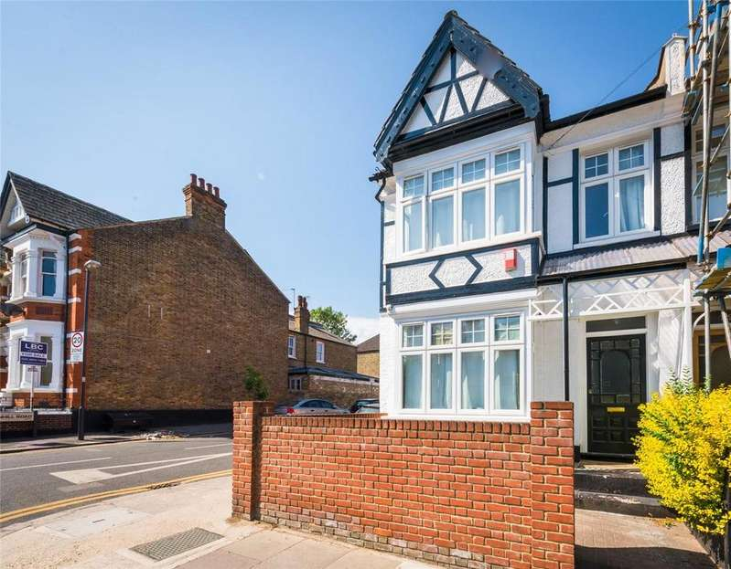 5 Bedrooms End Of Terrace House for sale in Sellons Avenue, London, NW10
