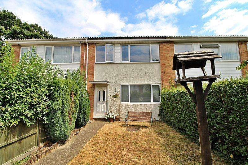 3 Bedrooms Terraced House for sale in The Grove, Biggleswade