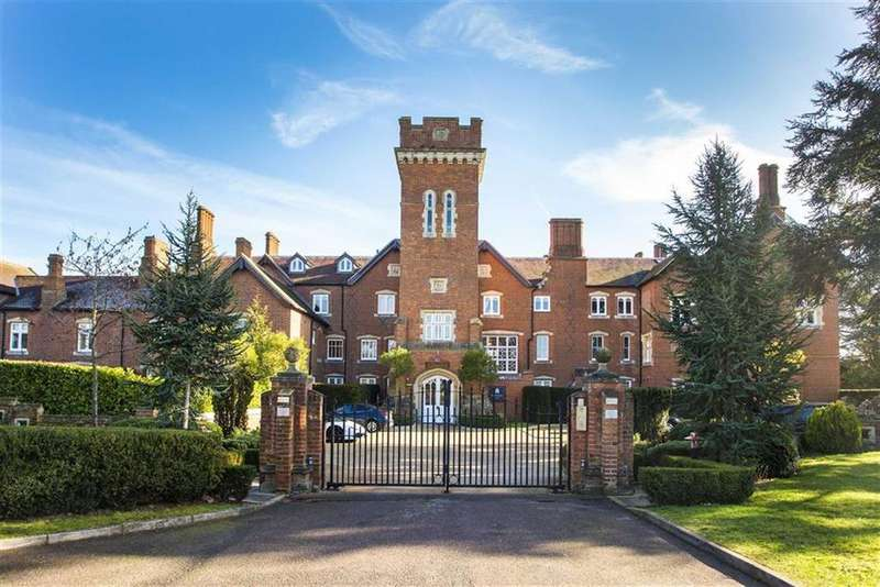 3 Bedrooms Apartment Flat for sale in 10 Bedwell Hall, Essendon Country Club, Hertfordshire