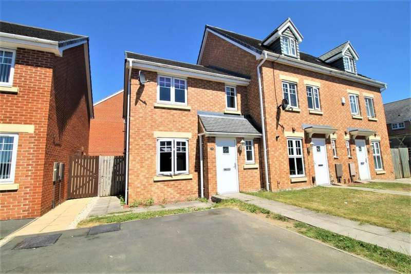 3 Bedrooms End Of Terrace House for sale in Richmond Place, Thornaby, Stockton-On-Tees