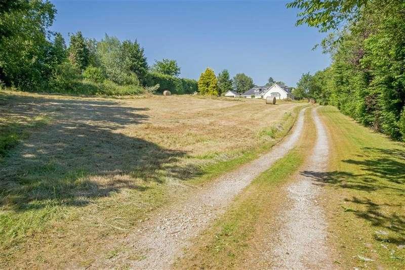 Land Commercial for sale in Llandegla Road, Llanarmon-yn-ial, Mold