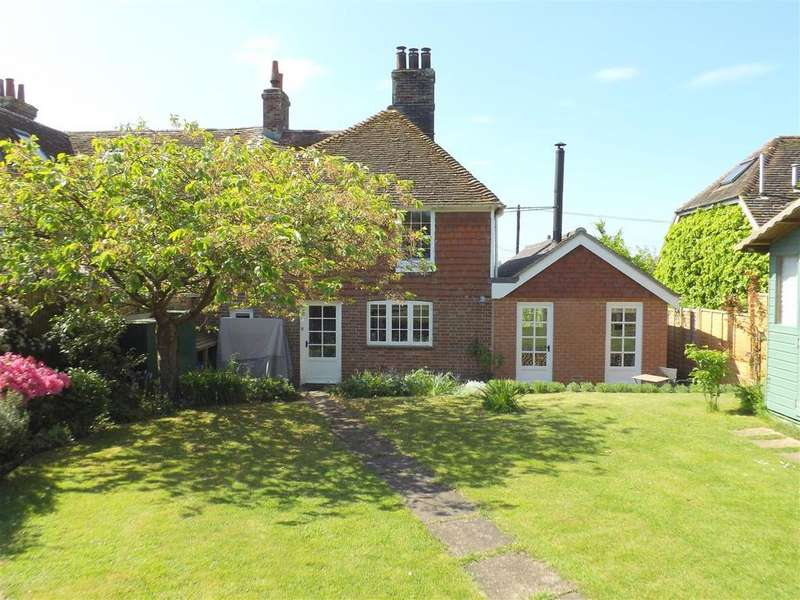 2 Bedrooms Semi Detached House for sale in Barcombe Mills Road, Barcombe