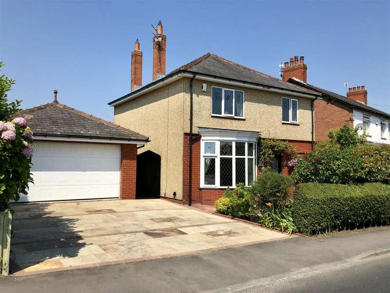 3 Bedrooms Detached House for sale in Cop Lane, Penwortham