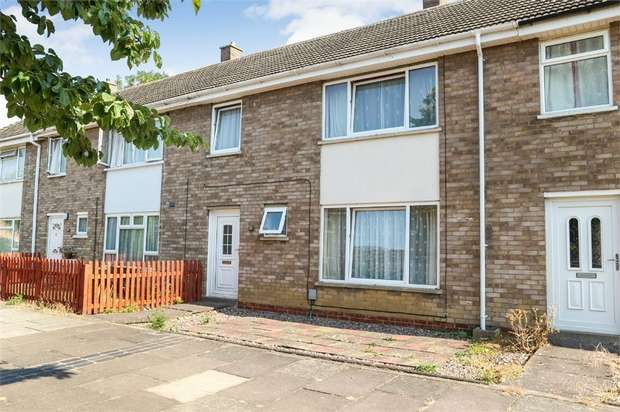 3 Bedrooms Terraced House for sale in Arden Walk, Bedford