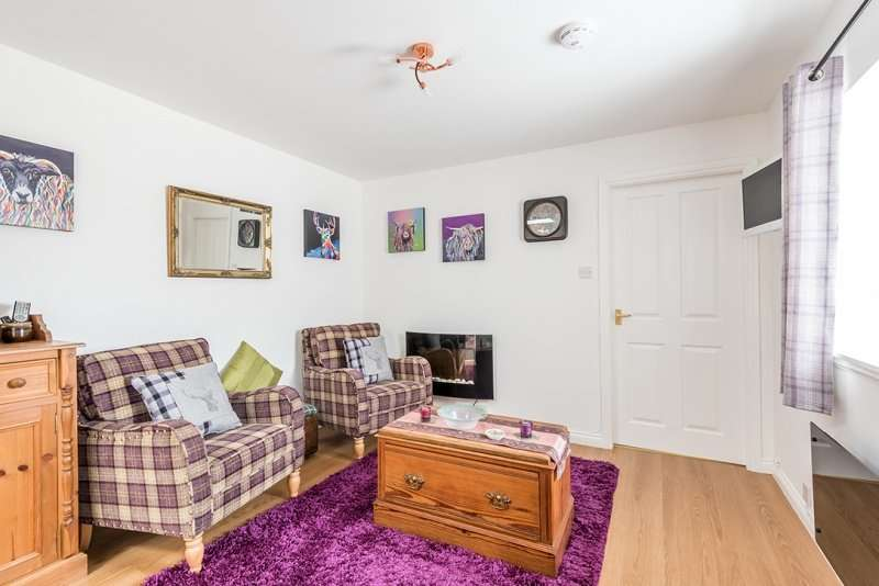 1 Bedroom Cottage House for sale in Marymill Cottages, Marykirk, Laurencekirk, AB30 1UT