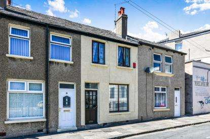 2 Bedrooms Terraced House for sale in Union Street, Morecambe, Lancashire, United Kingdom, LA4